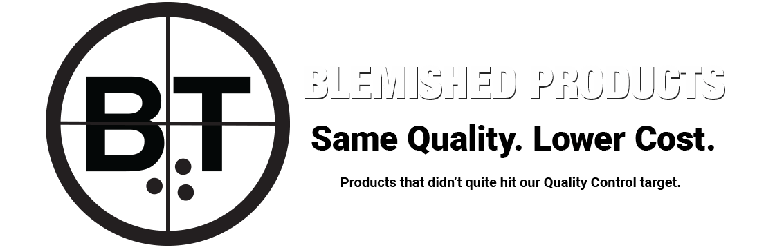 Blemished Products