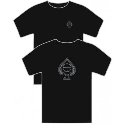 US03 – Black T-Shirt