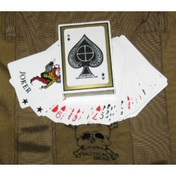 US06: U.S. Snipers Poker Playing Cards