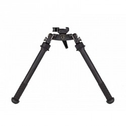 BT69-LW17 Gen. 2 CAL Atlas Bipod: Tall with ADM-170-S Lever FRONT