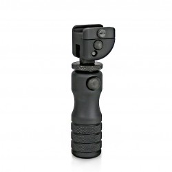 BT13-QK: Mid-Height Accu-Shot® Precision Rail Monopod