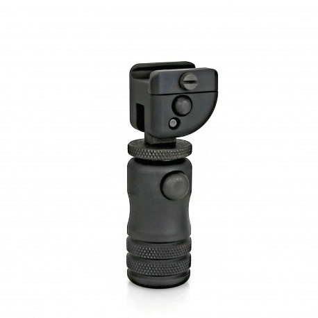 BLEMISHED BT12-QK: Standard Height Accu-Shot® Precision Rail Monopod with NON-Blemished BT07 Installed