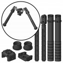 5-H Atlas Bipods - Unassembled